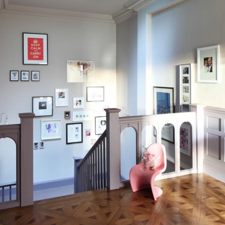 Scandinavian Entryway: 13 Smart Hallway Flooring Design Ideas