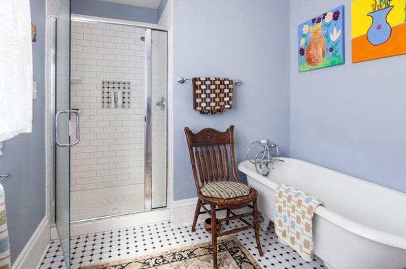 quirky eclectic bathroom - Eclectic Bathroom Interior