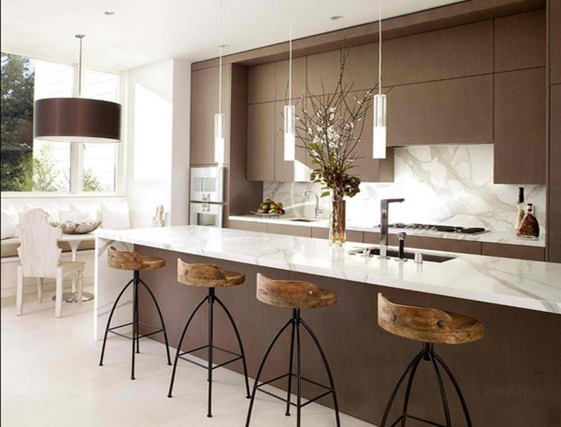 Bold And Unique Kitchen Bar Stool Designs