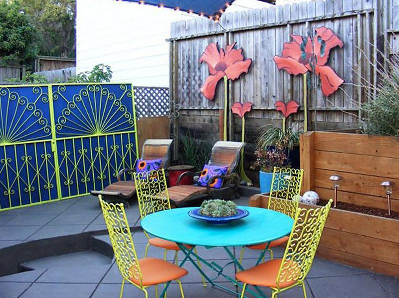 10 Modern Patio Design Ideas - Rilane