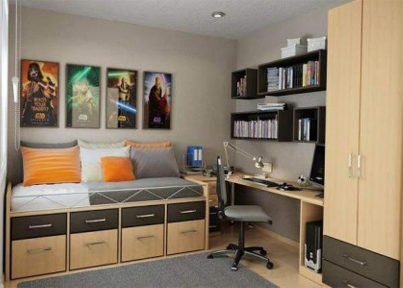 Small Star Wars Bedroom - 10 Star Wars Bedroom Ideas - Rilane