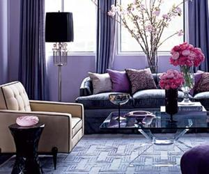 Superieur 20 Dazzling Purple Living Room Designs