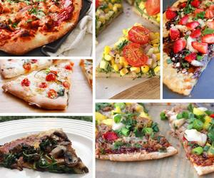 100 Homemade pizza recipe