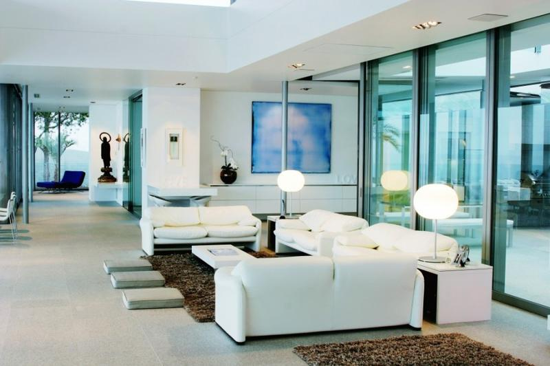 10 Cool Aquatic Themed Living Rooms - Rilane