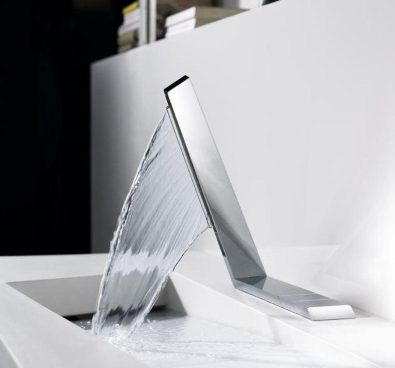 15 Exclusively Modern Kitchen Faucet Designs Rilane