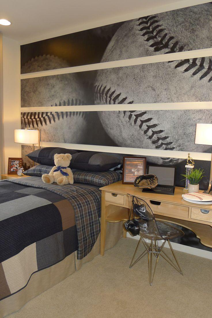 Boys basketball bedroom ideas - Basketball Bedroom