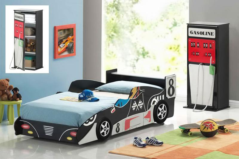 Kids Bedroom For Boys 17 awesome car inspired bed designs for boys - rilane