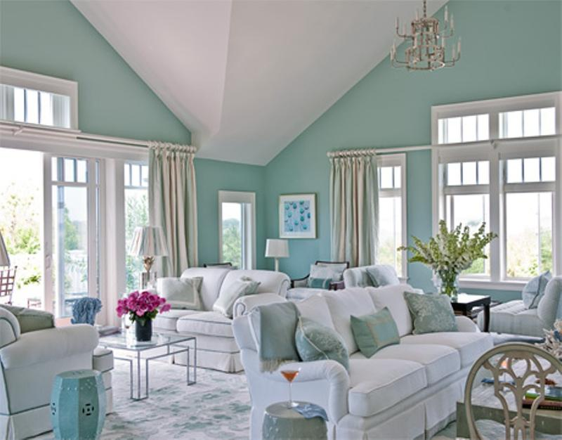 Blue Living Room 20 radiant blue living room design ideas - rilane