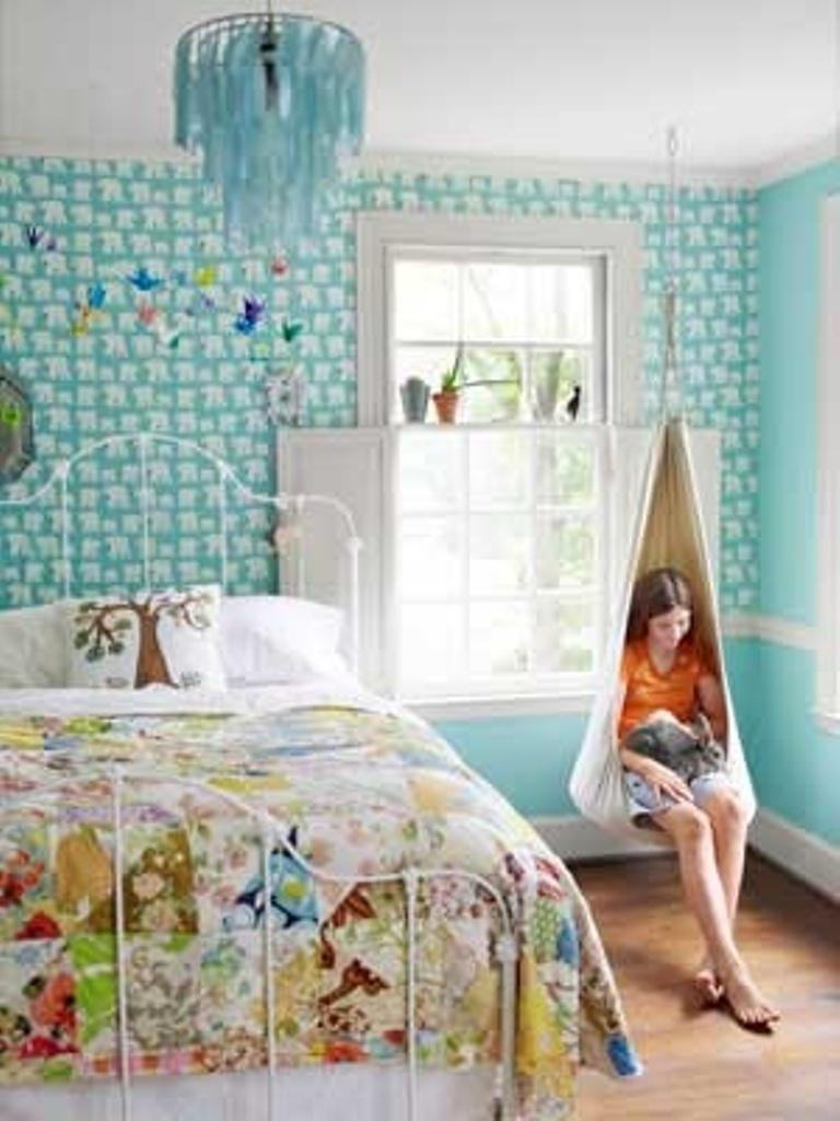 Blue Country Bedroom for Girls. 20 Adorable Country Bedroom Ideas For Girls   Rilane