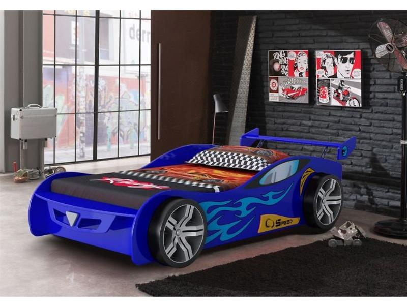 boys car beds	  17 Awesome Car Inspired Bed Designs for Boys - Rilane