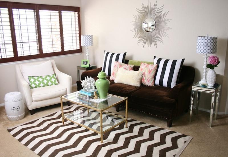 chevron living room. 10 Modern Chevron Rug Designs For The Living Room Rilane