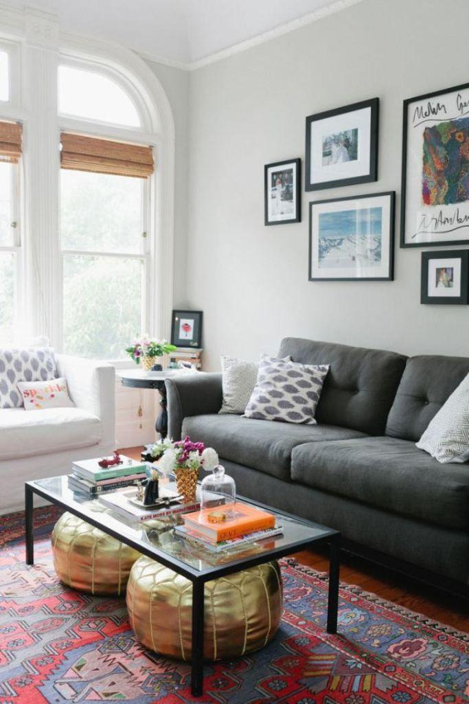 Nice Cool Eclectic Living Room