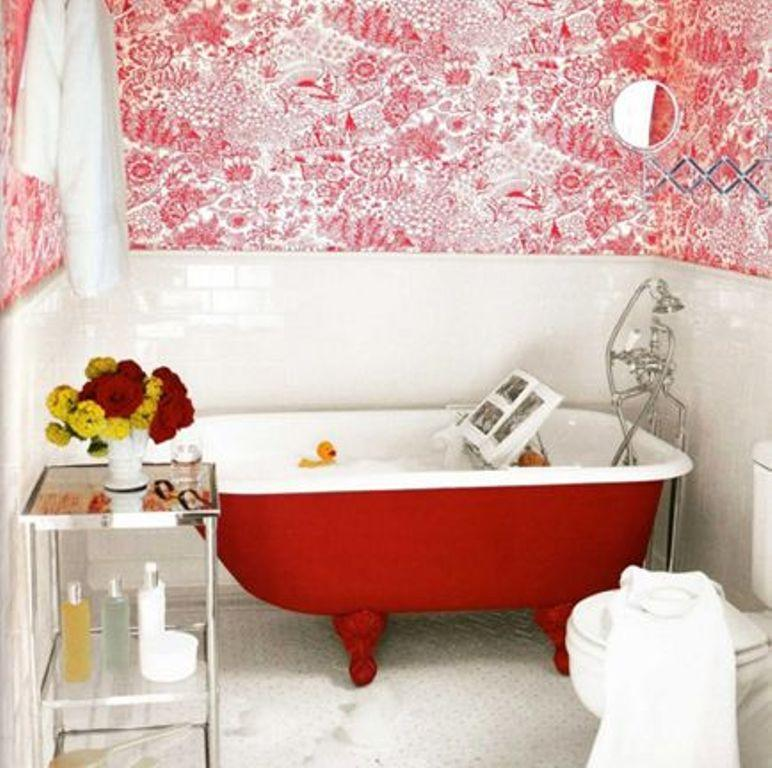 15 Clawfoot Bathtub Ideas for Modern Chic Bathroom - Rilane on bathroom alcove tub, small bathrooms with claw tubs, gardens with claw tubs, bathroom renovations with claw tubs, bathroom designs corner bath tubs,