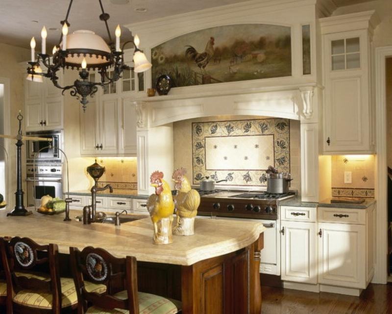 French Kitchen Designs Fascinating 15 French Inspired Kitchen Designs  Rilane Design Decoration