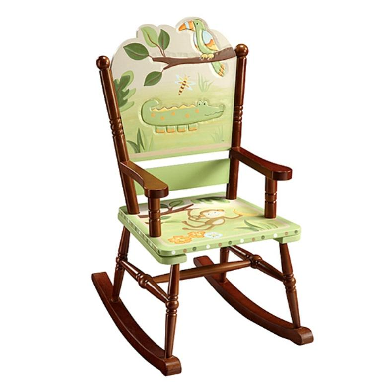cute vintage rocking chair