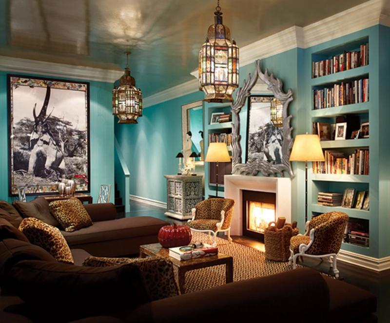 20 Blue Living Room Design Ideas: 20 Modern Chic Living Room Designs To Inspire