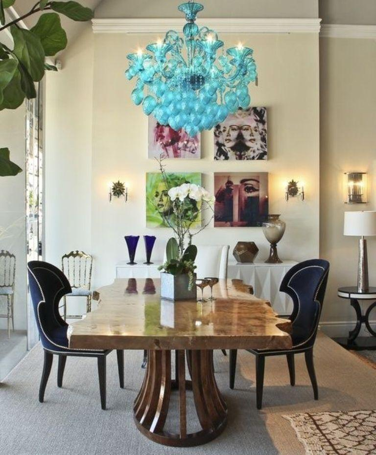 17 captivating eclectic dining room designs rilane eclectic dining room