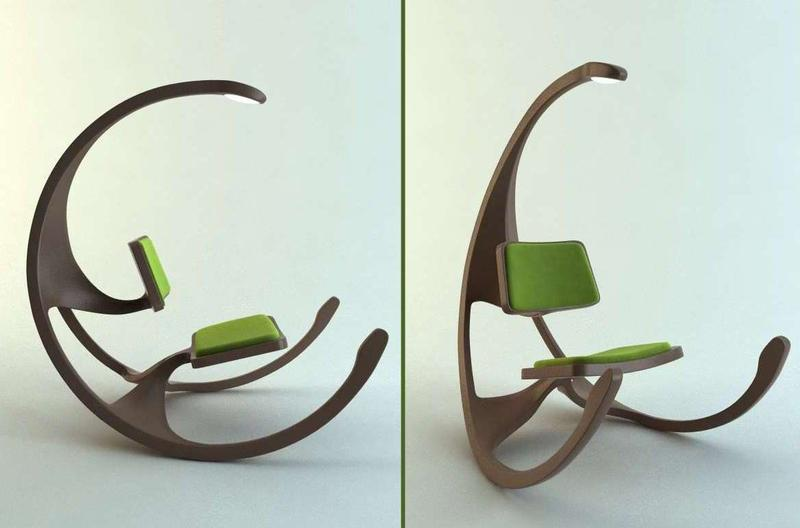 Bon Green Thinking Chair