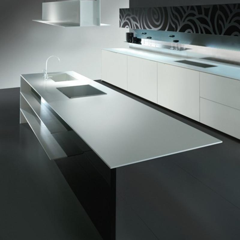 21 Sleek And Modern Metal Kitchen Designs: 15 Extremely Sleek And Contemporary Kitchen Island Designs