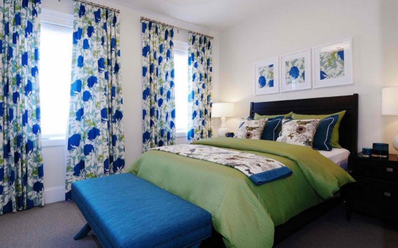Bedroom Curtain Ideas White. Purple Bedroom Design Wih Round Shape ...