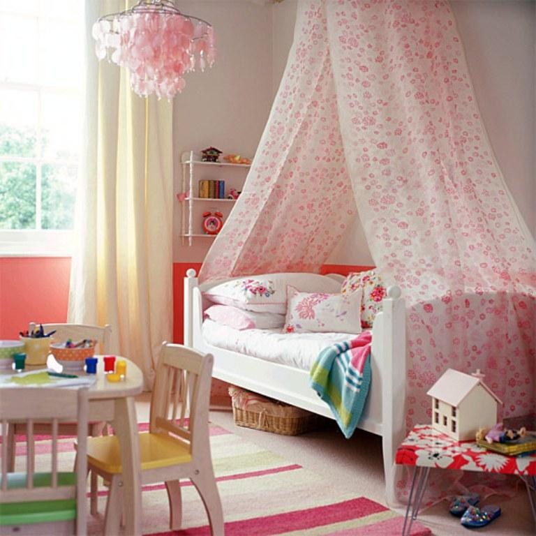 17 creative little girl bedroom ideas - Creative Girls Rooms