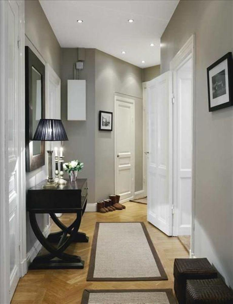 Hallway Color Ideas Unique 10 Inspiring Color Ideas For The Hallway  Rilane Inspiration Design