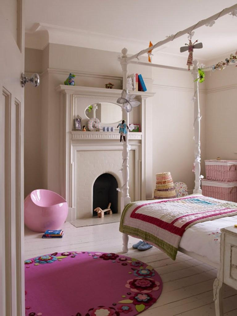 17 Creative Little Girl Bedroom Ideas - Rilane