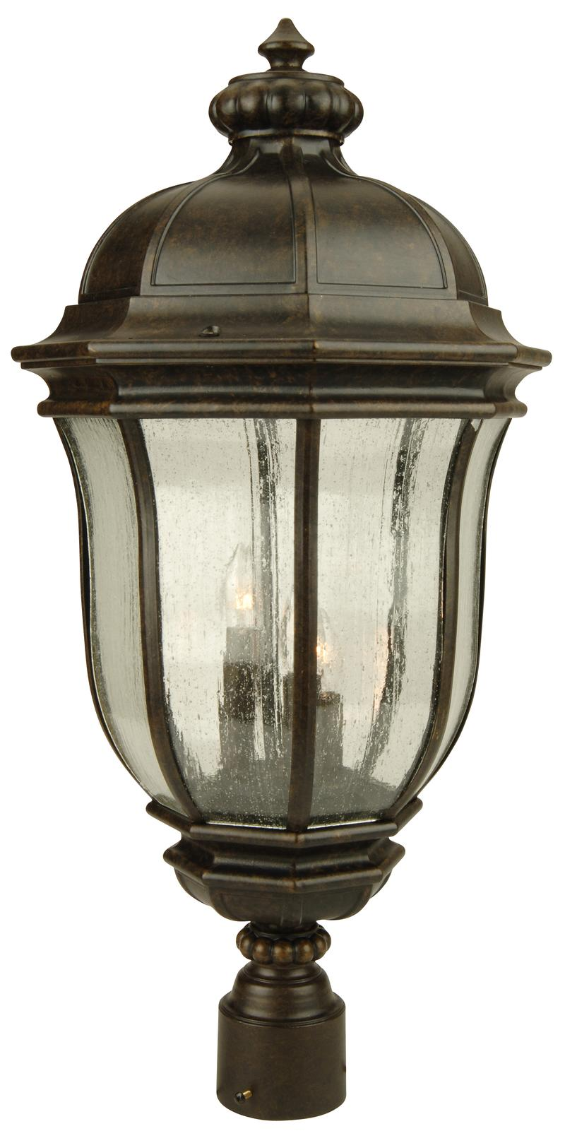 Harper Traditional Outdoor Post Lantern
