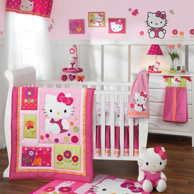 hello kitty nursery - Decoration Hello Kitty Chambre