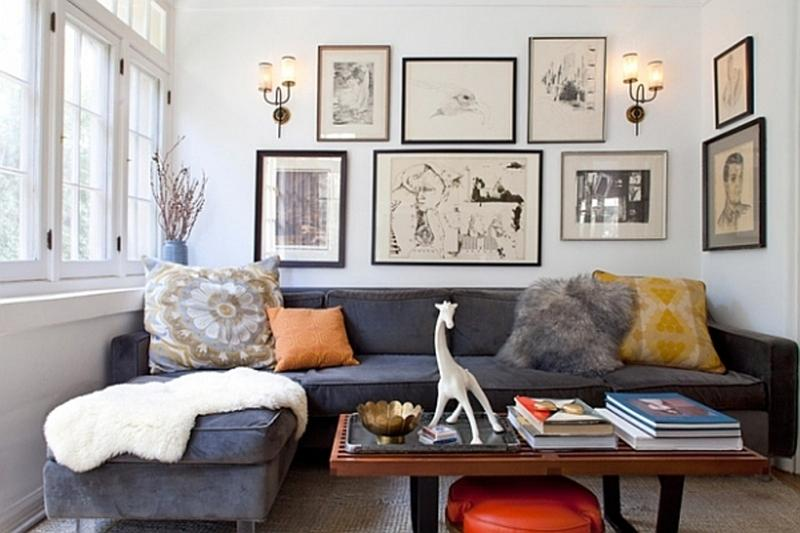 Hip Chic Living Room