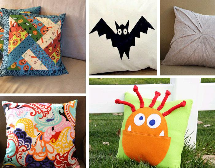 116 Homemade Pillows DIY