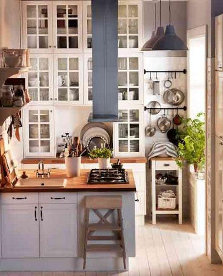 Small Kitchen Arrangement Ideas: 18 Briliant Small Kitchen Design Ideas