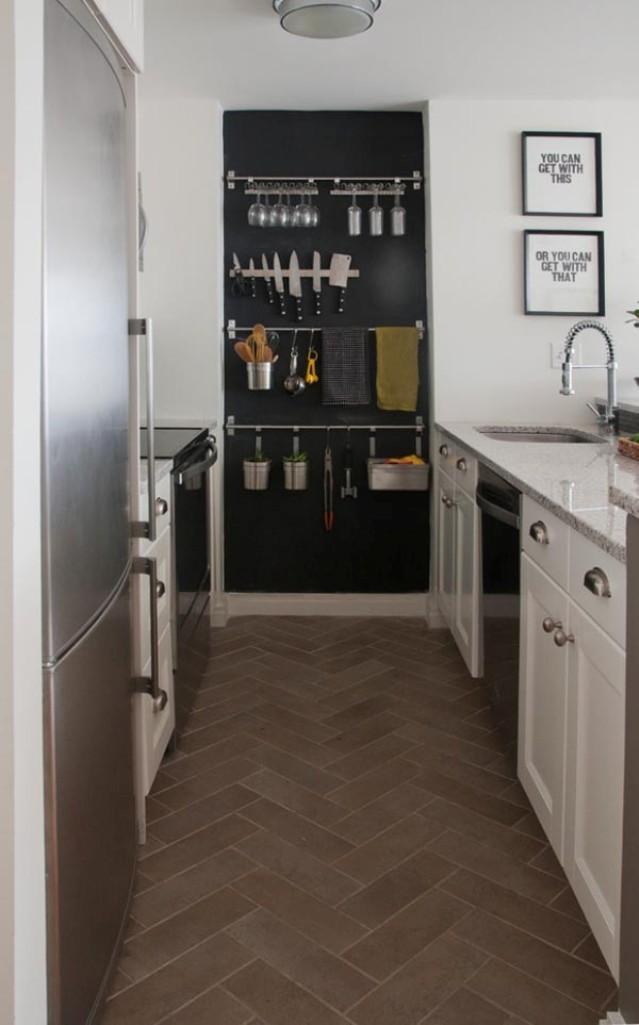 18 Briliant Small Kitchen Design Ideas