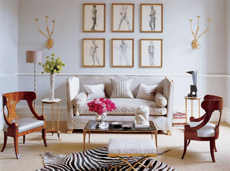 Fabulous 20 Modern Chic Living Room Designs To Inspire Rilane Largest Home Design Picture Inspirations Pitcheantrous