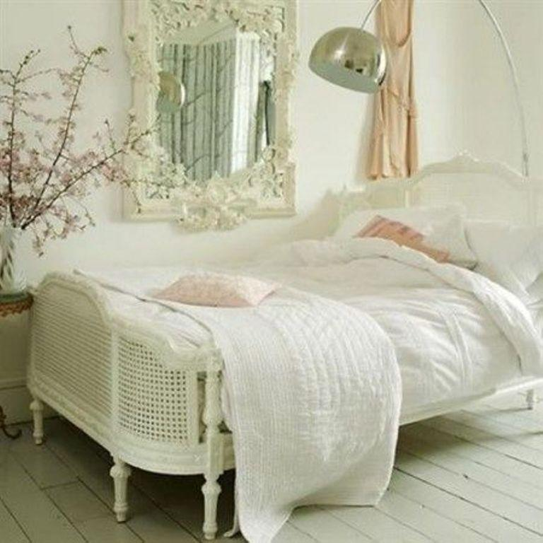 15 Relaxing Country Bedroom Design Ideas - Rilane