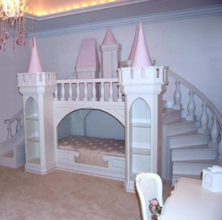 Attractive Princes Castle Bedroom