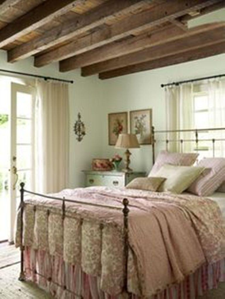 Country Bedroom Ideas Part - 17: Romantic Country Bedroom