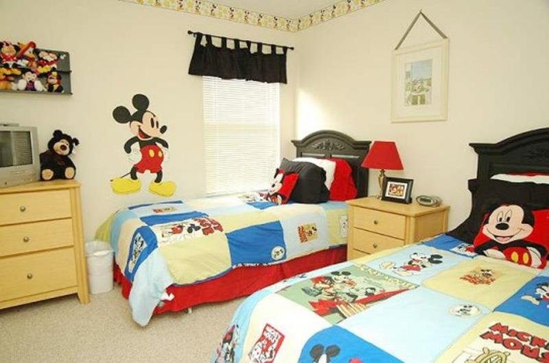 Kids Bedroom Renovation 15 mickey mouse inspired bedrooms for kids - rilane
