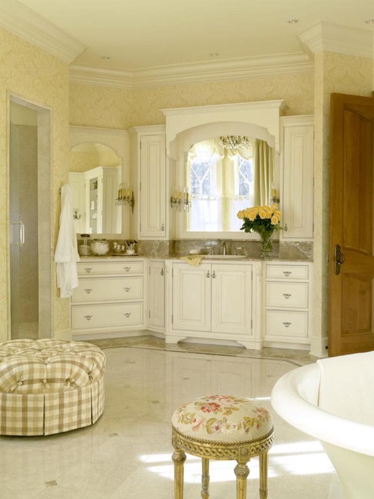 15 Charming French Country Bathroom Ideas Rilane