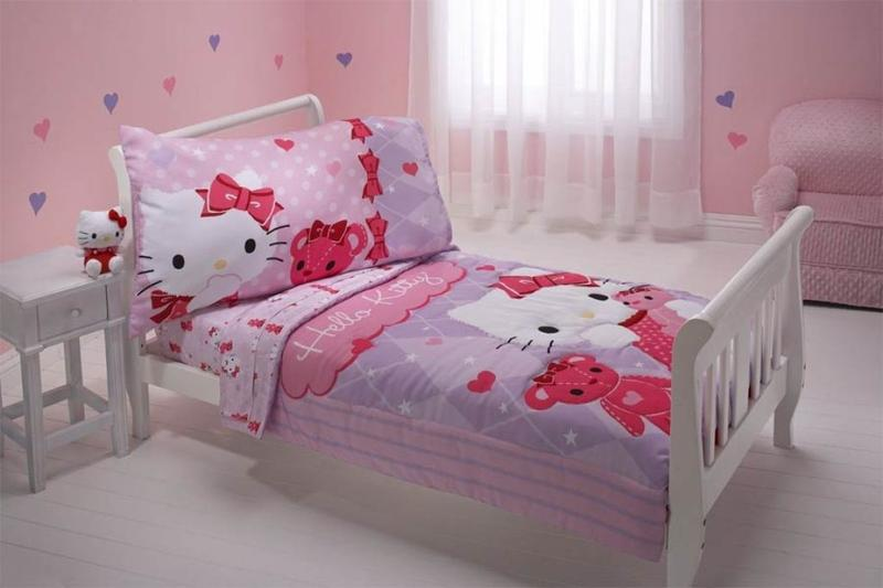 Sweet Hello Kitty Bedroom