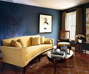 20 Radiant Blue Living Room Design Ideas