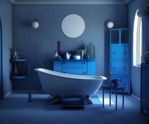 20 Extremely Refreshing Blue Bathroom Designs