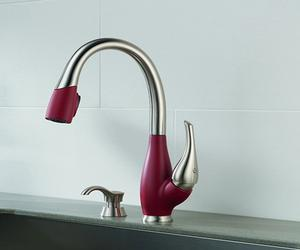 15 Exclusively Modern Kitchen Faucet Designs