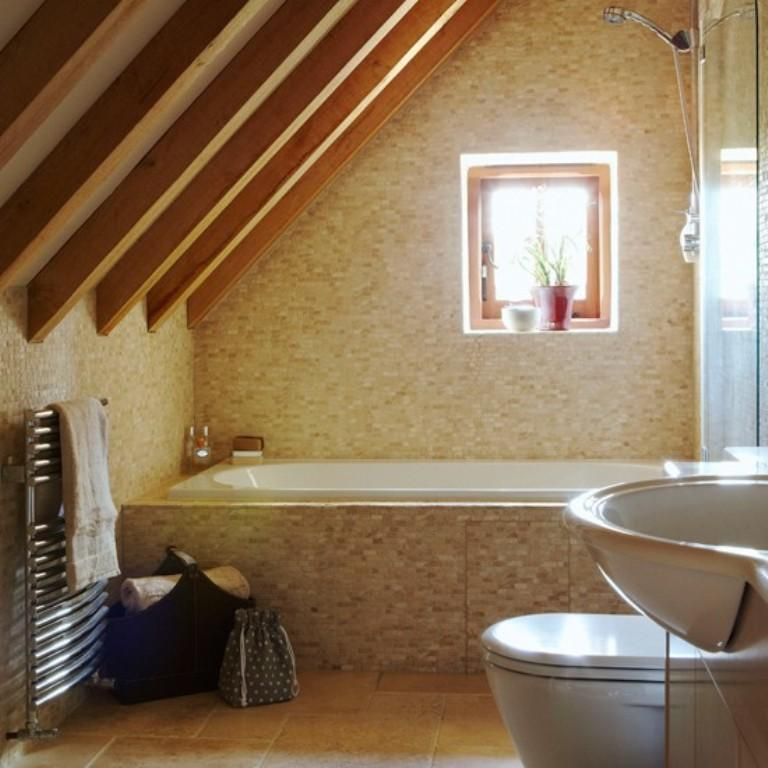 Attic Bathroom Designs Classy 15 Magnificient Attic Bathroom Designs  Rilane Decorating Design
