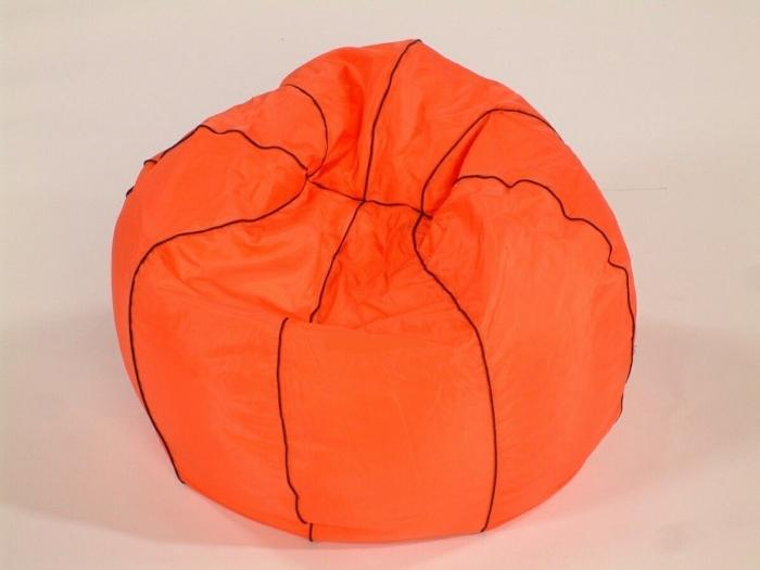 Twill Basketball Bean Bag Chair
