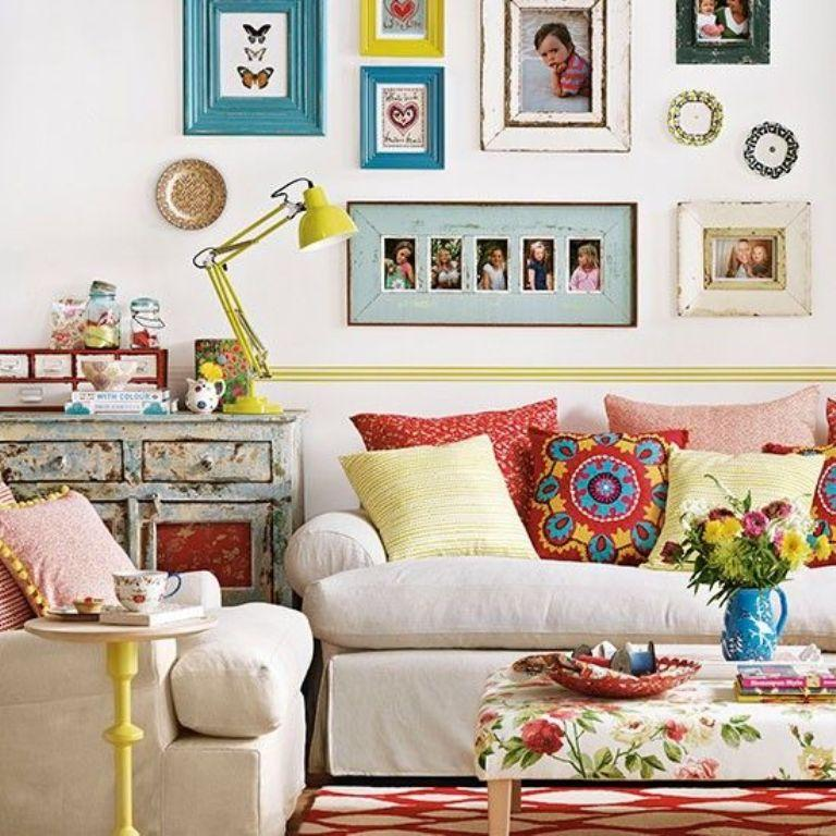 Vintage Chic Living Room 20 modern chic living room designs to inspire - rilane