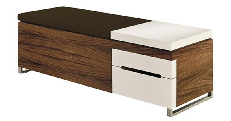 Beau 10 Beautiful Storage Ottoman Bench Ideas For The Bedroom