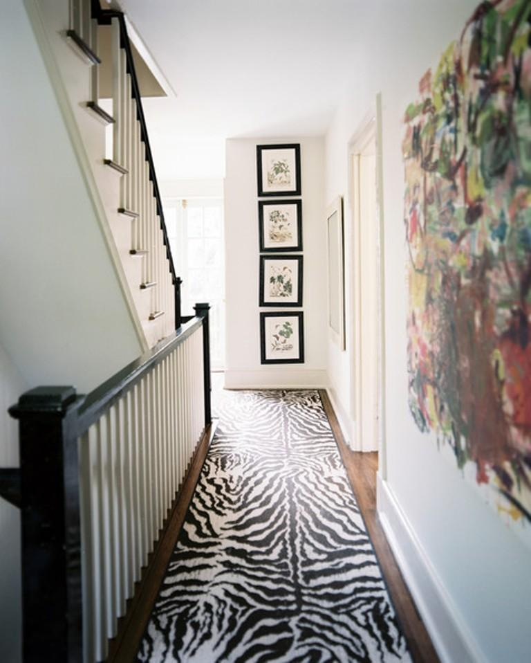 12 modern hallway runner rug designs rilane. Black Bedroom Furniture Sets. Home Design Ideas