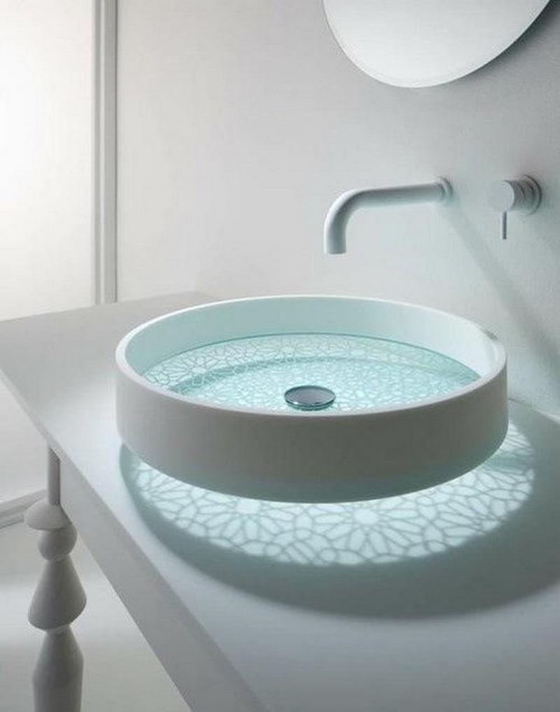 contemporary bathroom sink ideas  rilane - amazing bathroom sink image source all modern