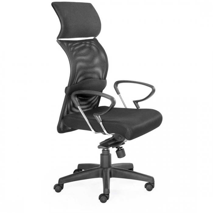 10 comfortable and easy to use computer chairs rilane for Best chair for working at home